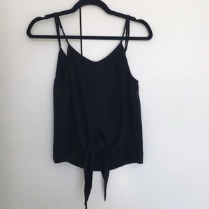 Brand new Jenni Kayne silk tie waist camisole